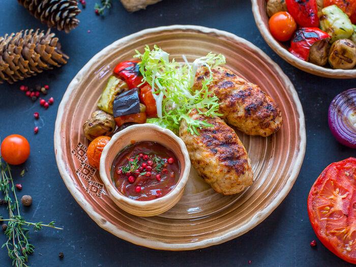 Кебаб из курицы