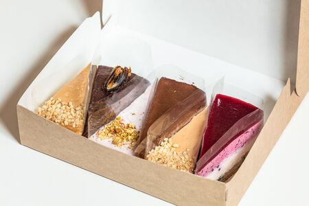 Торт Ассорти из шести десертов