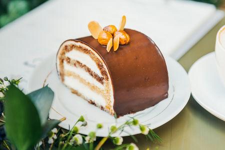 Пирожное Сметанник домашний