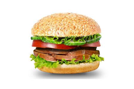 Бургер Казы