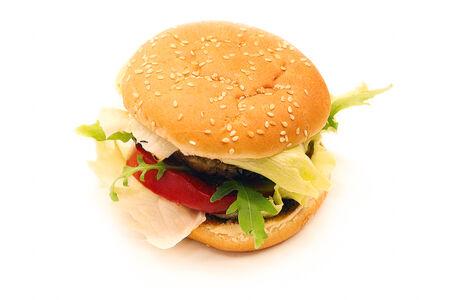 Веган бургер