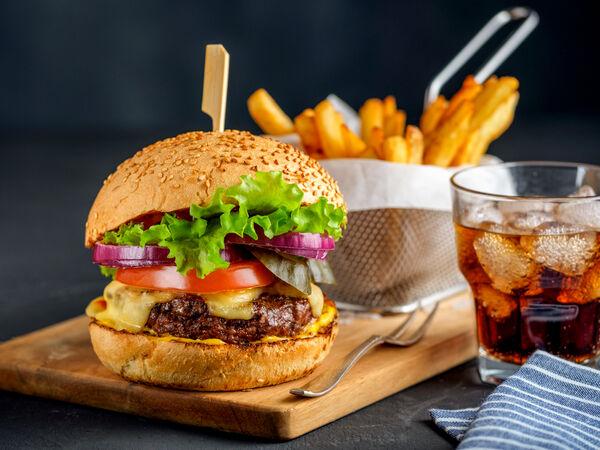 Chick & burger