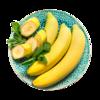 Фото к позиции меню Банан