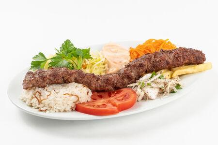 Шашлык Адана-кебаб