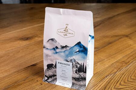 Кофе в зернах Rwanda Rugali