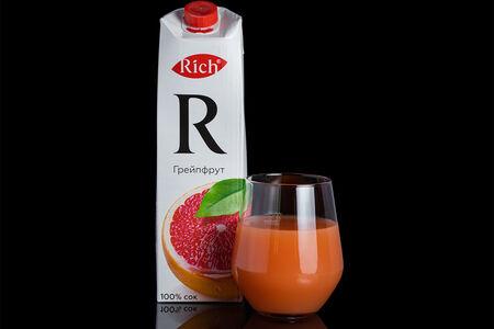 Сок Rich грейпфрут
