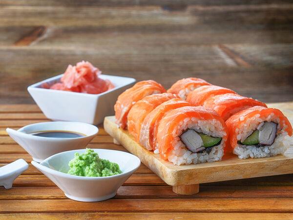 Суши Точка - магазины вкусных роллов