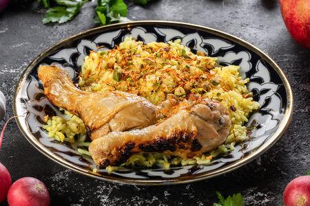 Курица по-ирански