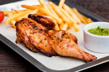 Цыпленок по-техасски