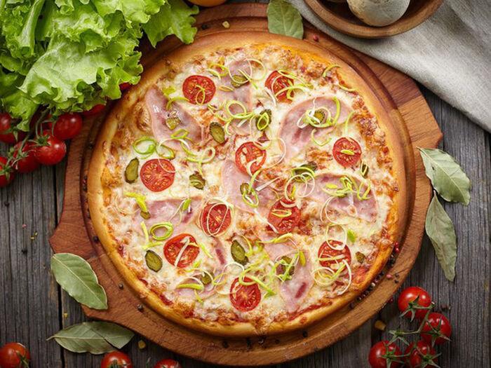 Пицца Жгучая Мексика