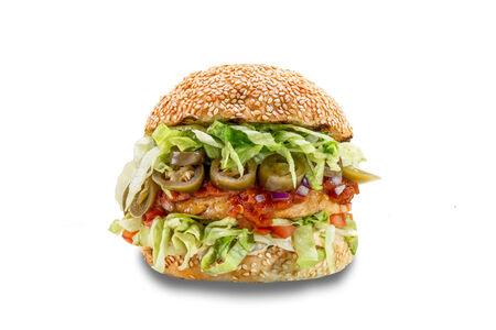 Бургер Маст хэв с курицей