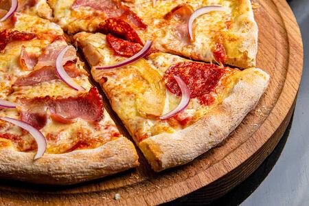 Пицца мясная Дружба