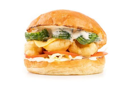 Бургер Рыба моя