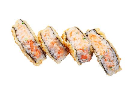 Ролл Сэндвич с лососем
