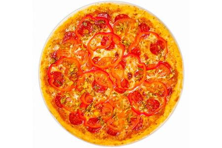 Пицца Дьяволо пышная