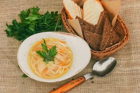 Суп-лапша из Петушка