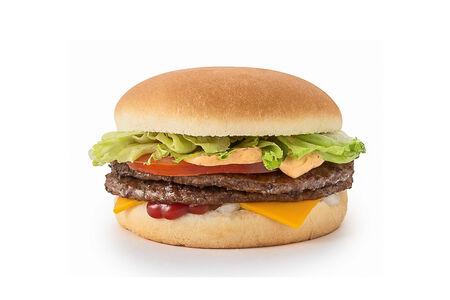 Двойной бургер Говяжий