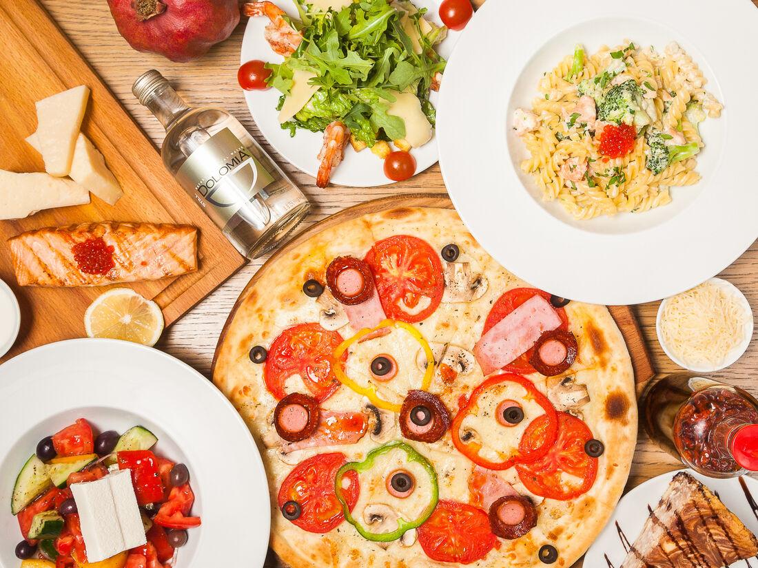 La Prima Pizzeria Margherita