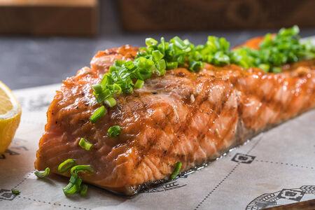 Чилийский лосось