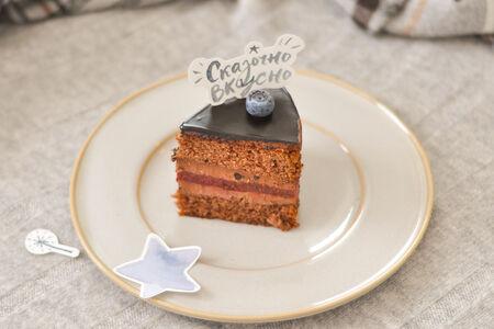 Торт Любовь Брюнетки