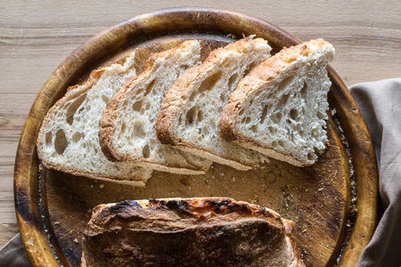 Ремесленный бездрожжевой хлеб Тартин