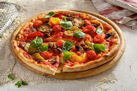 Пицца Примавера 28 см, на тонком тесте