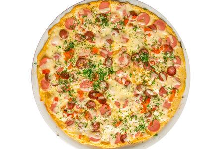 Пицца Гости на пороге