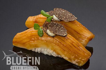 Суши татаки масляная рыба с трюфелем