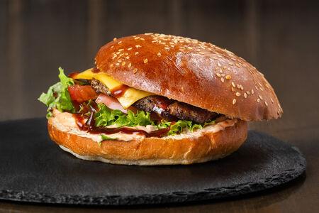 Бифбургер с говядиной