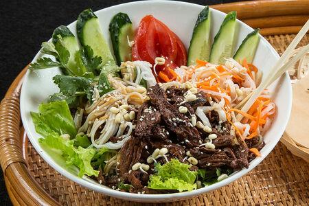 Рисовая лапша Бун Бо