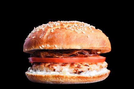 Лайт бургер
