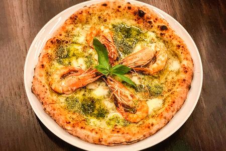 Пицца Средиземноморская