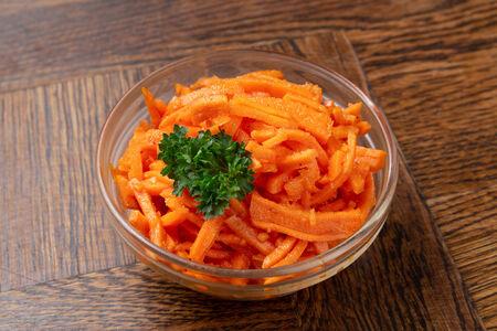 Морковь пикантная