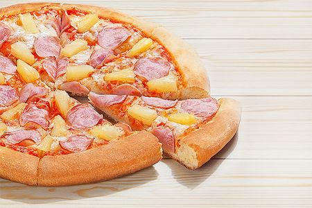 Пицца Гавайская XXL