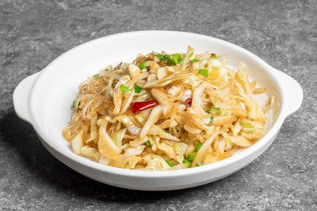 Фунчоза в китайском соусе