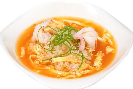 Суп-лапша Ким-чи