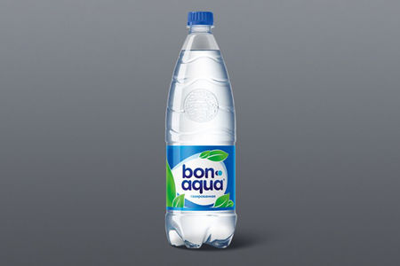 Bonaqua с газом