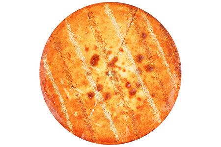 Пицца Брокколи и Шпинат