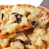 Фото к позиции меню Пицца Гавайская с ананасами