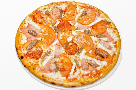 Пицца Качиаторе