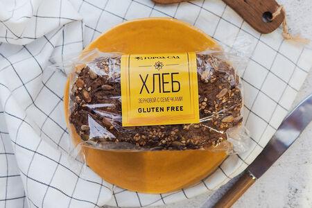 Хлеб зерновой с семечками gluten free
