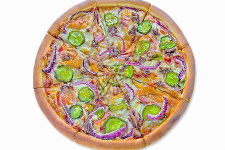 Пицца чизбургер-пицца 25 см