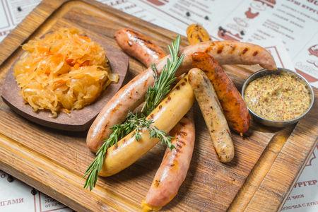 Ливерпульские колбаски