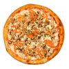 Фото к позиции меню Пицца по-деревенски