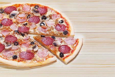 Итальянская пицца Перчини