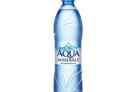 Аква Минерале без газа