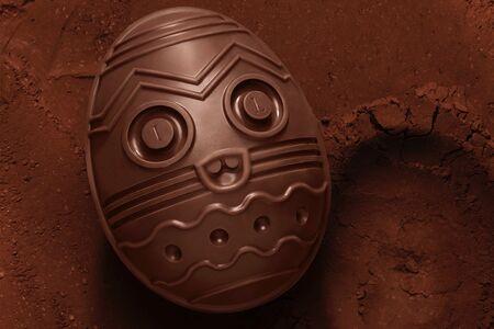 Шоколадное яйцо Turbo 70 г