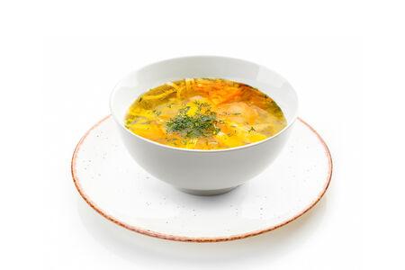 Суп Куриный по-домашнему