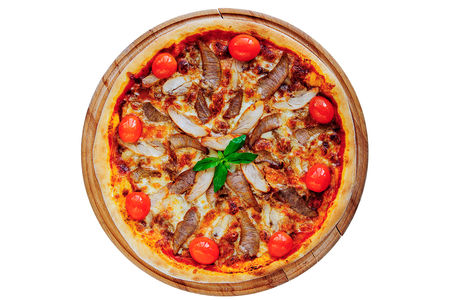 Пицца Барбекю