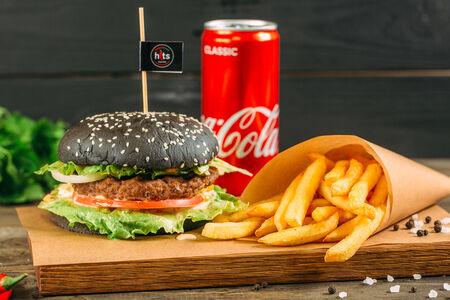 Комбо Бараш Хитбургер с бараниной